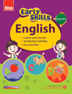 Early Skills - English - Nursery