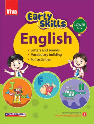 Early Skills - English - LKG