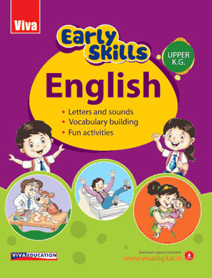 Early Skills - English - UKG