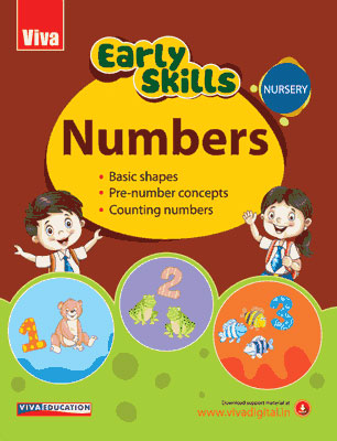 Early Skills - Numbers - Nursery
