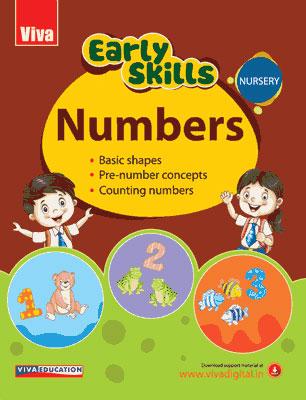 Early Skills - Numbers - Nursery