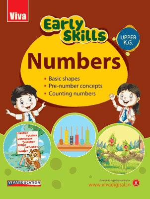 Early Skills - Numbers - UKG