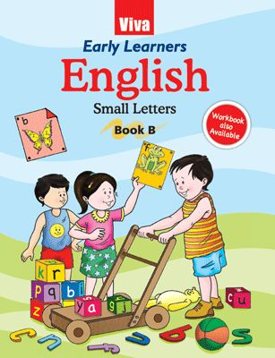 Early Learners English Small Letters Book B