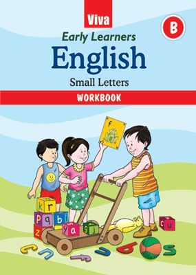 Early Learners English Small Letters Workbook B