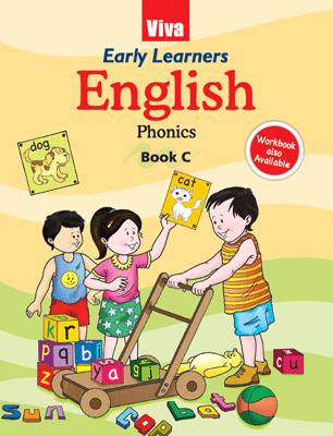 Early Learners English Phonics Book C