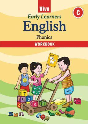 Early Learners English Phonics Workbook C
