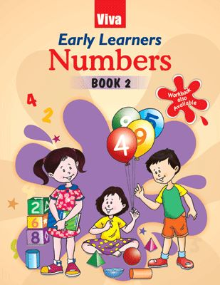 Early Learners Numbers Book 2