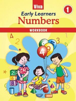 Early Learners Numbers Workbook 1