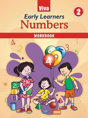 Early Learners Numbers Workbook 2