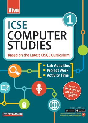 ICSE Computer Studies 2019 Edition - 1