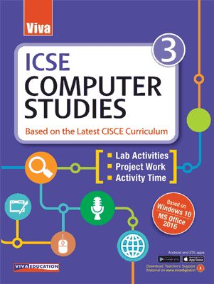 ICSE Computer Studies  - 3
