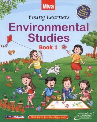 Young Learners Environmental Studies, Book 1