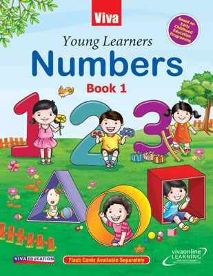 Young Learners Numbers, Book 1