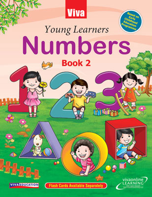 Young Learners Numbers, Book 2