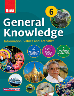 Viva General Knowledge - Class 6