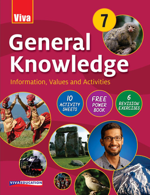 Viva General Knowledge - Class 7