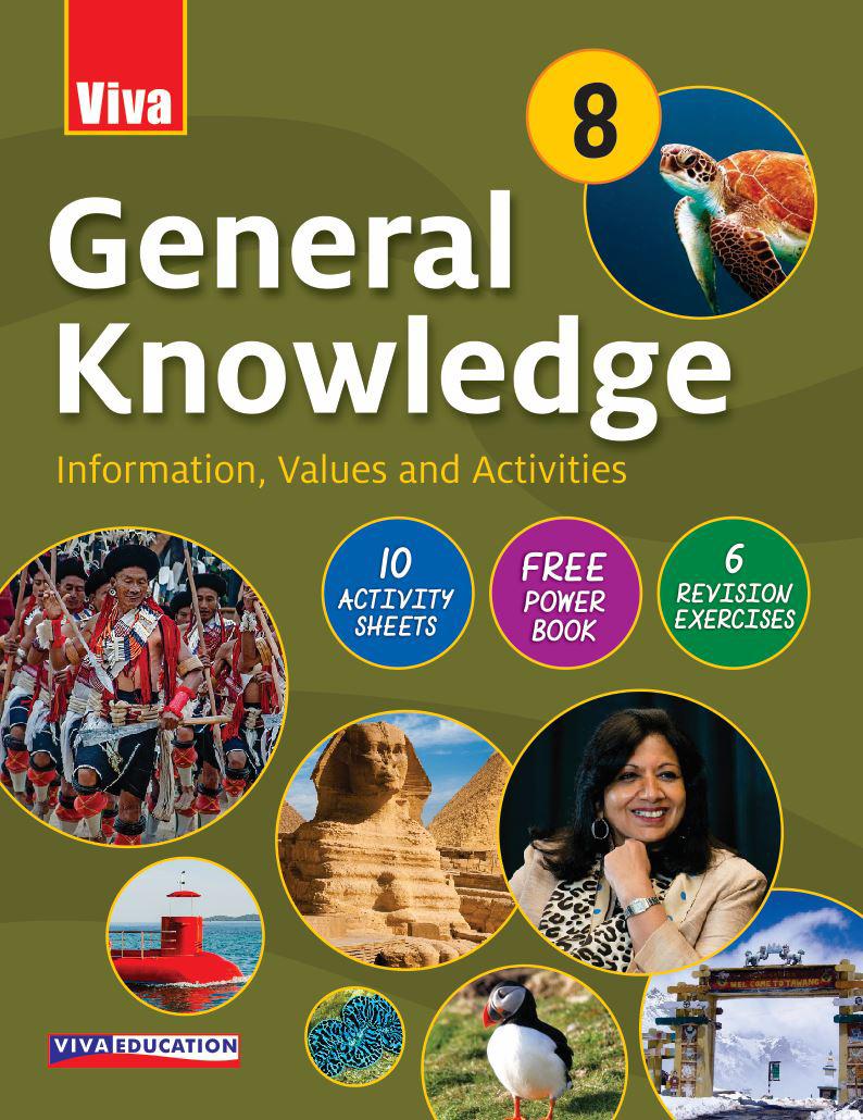 Viva General Knowledge - Class 8