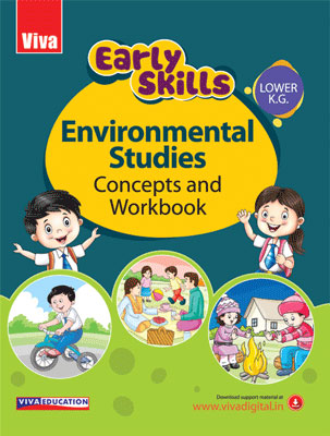 Early Skills - EVS - LKG