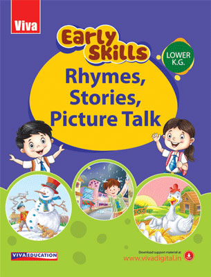 Early Skills - Rhymes, Stories, Picture Talk, - LKG