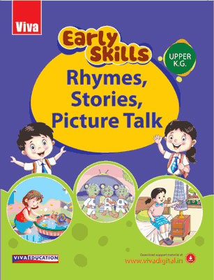 Early Skills - Rhymes, Stories, Picture Talk - UKG