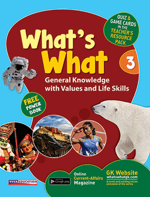 What's What - Class 3