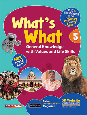 What's What - Class 5