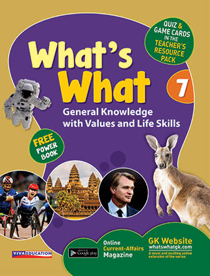 What's What - Class 7