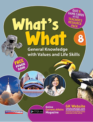 What's What - Class 8