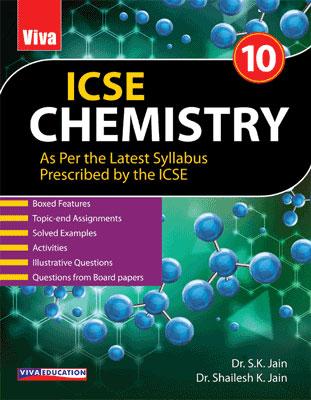 ICSE Chemistry 10