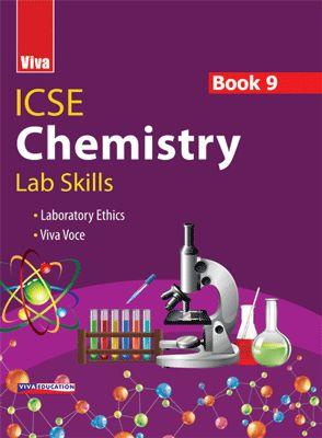 ICSE Chemistry Lab Skills - Book 9