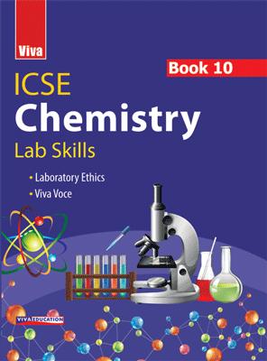 ICSE Chemistry Lab Skills - Book 10