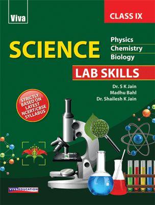 Science Lab Skills, 2019 Edition - Class IX