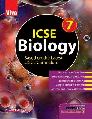 ICSE Biology - 7