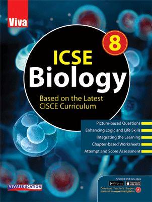 ICSE Biology - 8