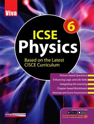 ICSE Physics - 6