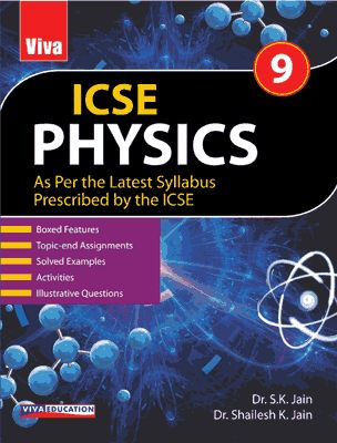 ICSE Physics, 2019 Edition - 9