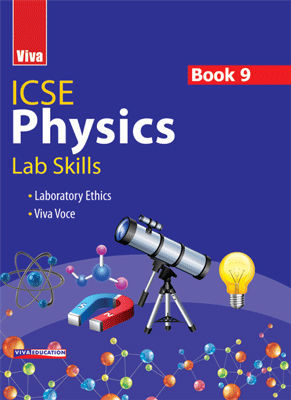 ICSE Physics Lab Skills - Book 9