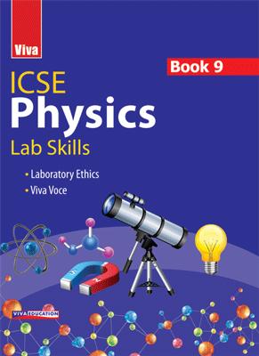 ICSE Physics Lab Skills - Book 9
