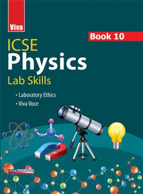 ICSE Physics Lab Skills - Book 10