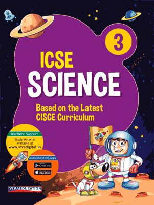 ICSE Science, 2019 Edition - 3