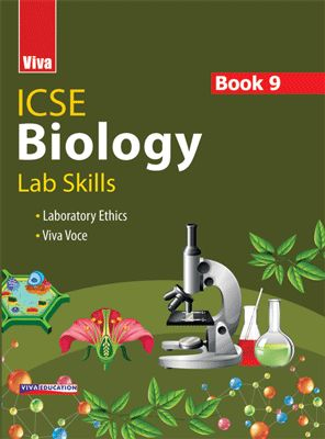 ICSE Biology Lab Skills - Book 9
