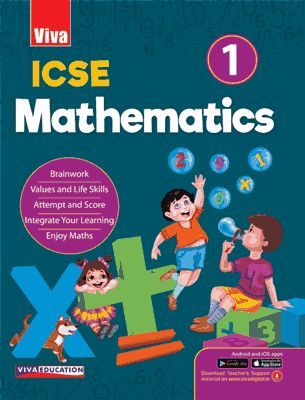 ICSE Mathematics, 2019 Edition 1