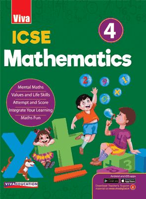 ICSE Mathematics - 4