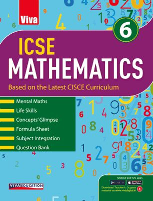 ICSE Mathematics - 6