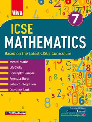 ICSE Mathematics - 7