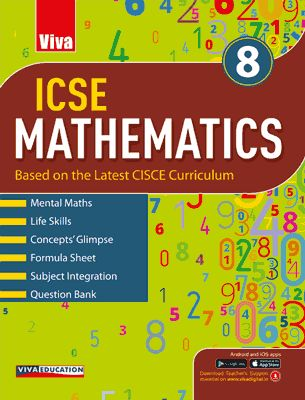 ICSE Mathematics - 8
