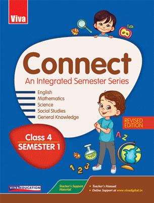 Connect, 2020 Edition - Class 4 Sem 1