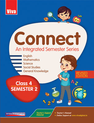 Connect, 2020 Edition - Class 4 Sem 2