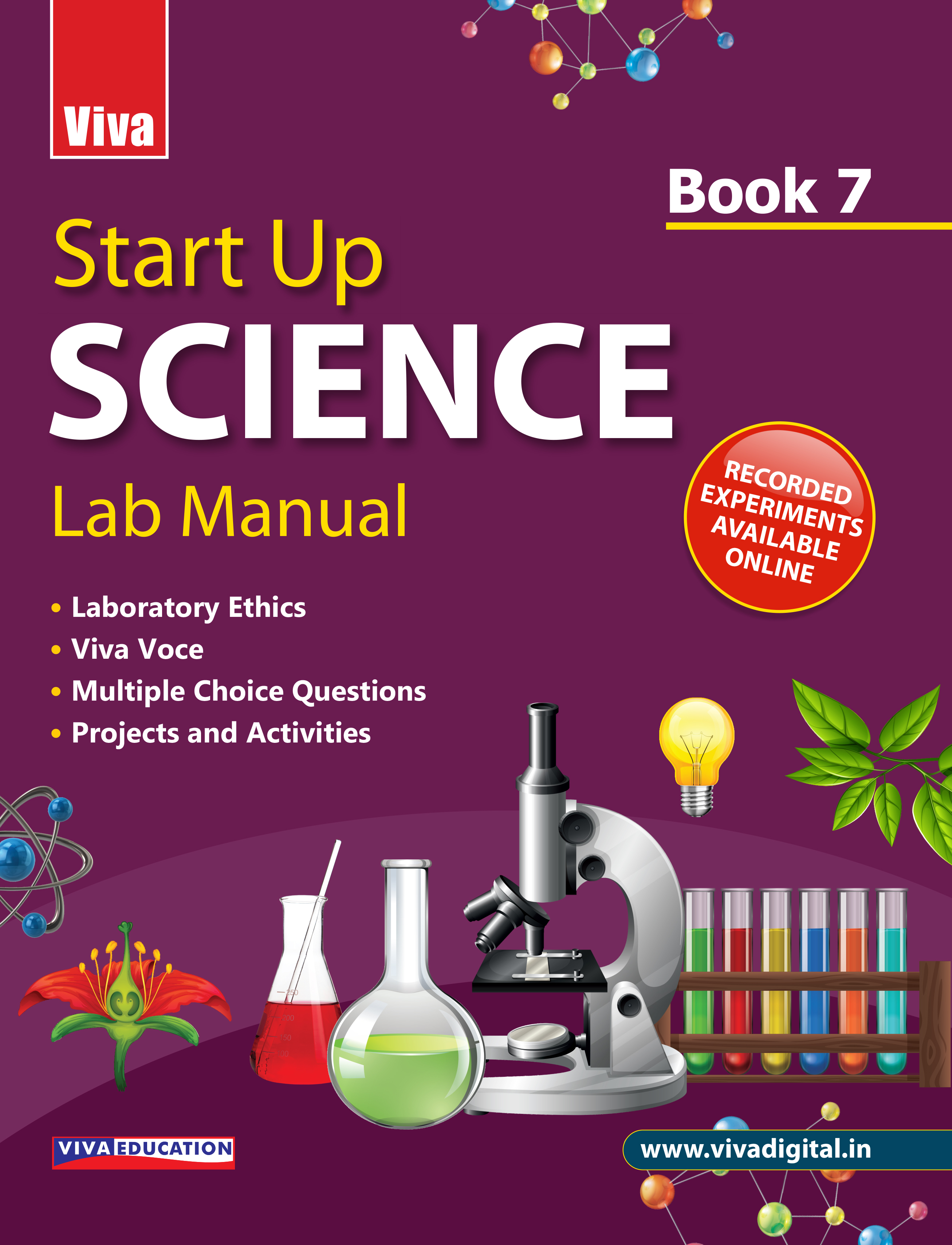 Start Up Science Lab Manual - 7