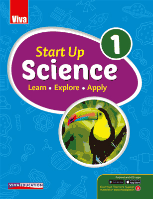 Start Up Science 1, With CD